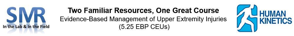 Upper Extremity EBP CEU Course