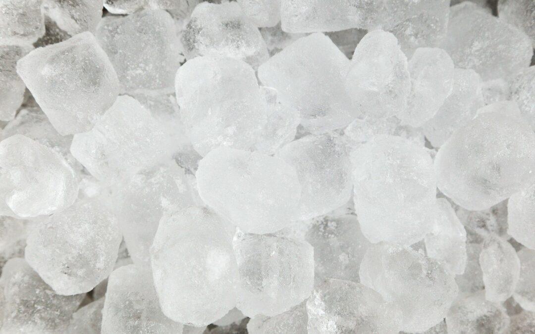 Ice, (M)Ice, Maybe?